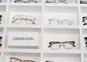 calvin klein eye frames