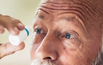 Are Your Eye Drops OK to Use with Contact Lenses?